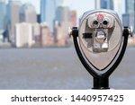 New York City Panorama And...