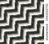 monochrome twisted diagonal... | Shutterstock .eps vector #1441010732