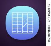 shoji panels app icon....