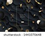 abstract vector background....   Shutterstock .eps vector #1441070648