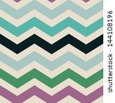 cool toned chevron seamless... | Shutterstock .eps vector #144108196