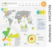detail infographic vector... | Shutterstock .eps vector #144129106