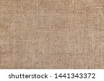 Rural Texture Of Sackcloth....
