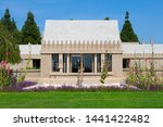 Hollyhock House Was Built In...