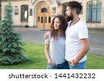 enjoying close relationship....   Shutterstock . vector #1441432232