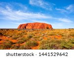Uluru  Ayer\'s Rock  In Uluru...