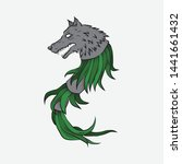 illustration of acient dacian...   Shutterstock .eps vector #1441661432