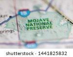 Mojave National Preserve On A...