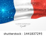 vector banner with close up of... | Shutterstock .eps vector #1441837295