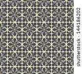 ornamental seamless pattern....   Shutterstock .eps vector #144186202