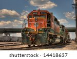 Train Engines In Kansas City