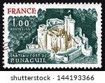 France   Circa 1976  A Stamp...