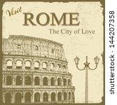 Vintage Touristic Poster...