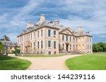 english manor from 17th century ...