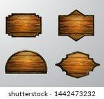 vector realistic illustration... | Shutterstock .eps vector #1442473232