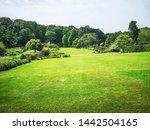 harrogate  uk   june 29 2019 ... | Shutterstock . vector #1442504165
