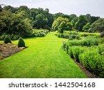 harrogate  uk   june 29 2019 ... | Shutterstock . vector #1442504168