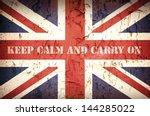 Second World War Union Jack ...