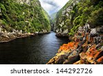 storms river    eastern cape ... | Shutterstock . vector #144292726