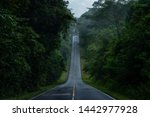 A Straight Steep Road To...