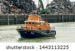 Newhaven  East Sussex  Uk. Jul...