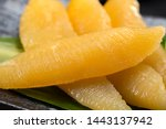 Stock photo fresh and delicious herring dishes 1443137942