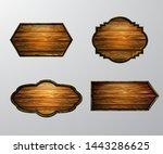 vector realistic illustration...   Shutterstock .eps vector #1443286625