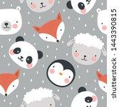 Panda Bear Fox Sheep And...