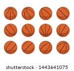 Basketball Ball Animate...