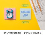 conceptual hand writing showing ... | Shutterstock . vector #1443745358