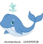 illustration of cute cartoon... | Shutterstock .eps vector #144390928