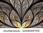 Multicolored Floral Pattern In...