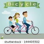 vector illustration of family...   Shutterstock .eps vector #144405502