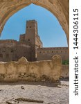 Historical Clay Oman Fort. Vie...