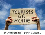 Text Tourists Go Home On A...