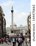 london   june 29  people take... | Shutterstock . vector #144470662