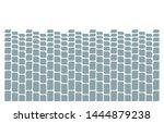 modern pattern vector... | Shutterstock .eps vector #1444879238