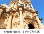 Chiesa San Domenico: Church of San Domenico in Noto Sicily, , Italy