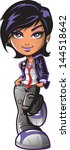 attitude,attractive,avatar,beautiful,cartoon,character,clip art,club,cool,cute,emo,expression,face,fashion,female