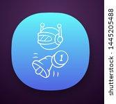 proactive bot app icon. sending ...
