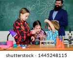 learning is integrated. with... | Shutterstock . vector #1445248115