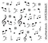 musical design element music...