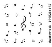 musical design element music...