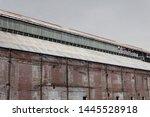 Old Brick Warehouse Building...