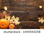 Thanksgiving Or Autumnal...