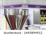 Stainless Hopper Is A Part Of...