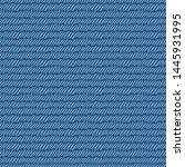 vector seamless knitted...   Shutterstock .eps vector #1445931995