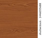 wood texture background. square ... | Shutterstock . vector #1446055688