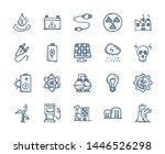 energy and power related flat... | Shutterstock .eps vector #1446526298