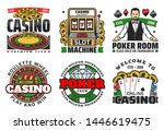 Casino Roulette  Poker Gamblin...